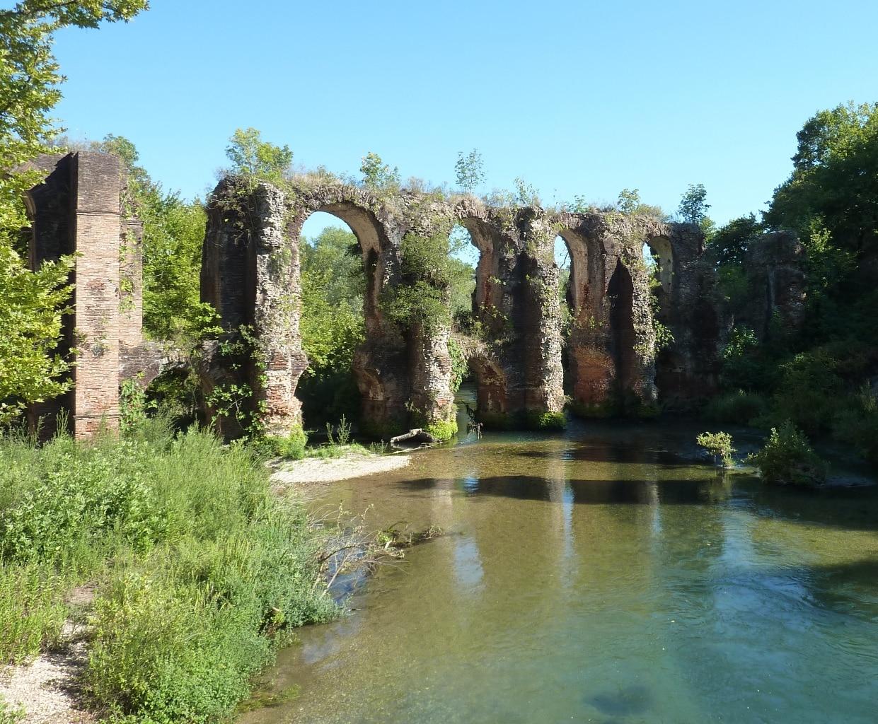 The Roman Aqueduct