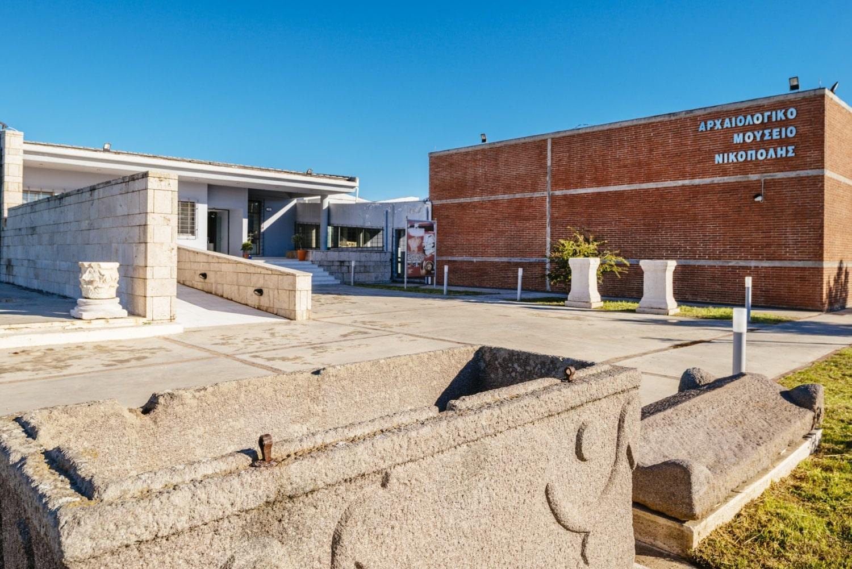 Το Νέο Αρχαιολογικό Μουσείο Νικόπολης