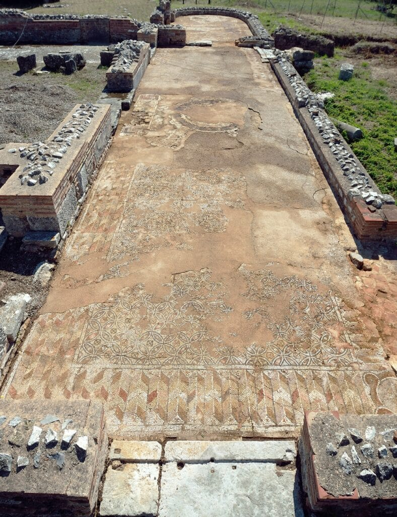 The Narthex of Basilica D
